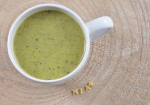 Soupe Courgette Feta
